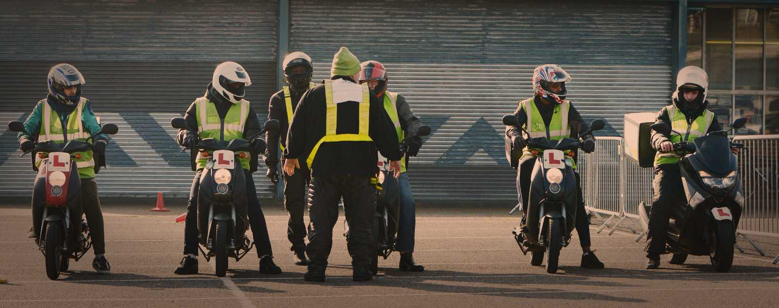 London Motorcycle Training CBT